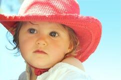 μωρό ονειροπόλο Στοκ Φωτογραφία