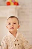μωρό περίεργο Στοκ Εικόνα