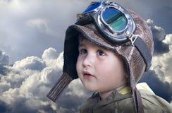 μωρό που γίνεται χαριτωμένα όνειρα ελάχιστα πειραματικά Στοκ εικόνες με δικαίωμα ελεύθερης χρήσης