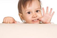 μωρό συμπαθητικό πολύ Στοκ Εικόνες