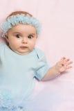 Μωρό τέσσερις μήνες της ηλικίας στοκ φωτογραφίες