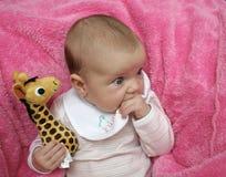 Μωρό της Κυριακής Στοκ Εικόνες