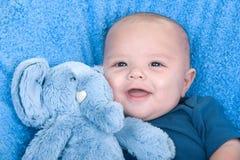 μωρό χαριτωμένο Στοκ Εικόνες