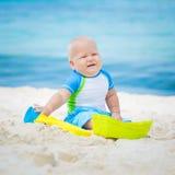 μωρό χαριτωμένο Στοκ Φωτογραφίες
