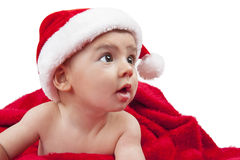 Μωρό Χριστουγέννων Στοκ Φωτογραφία