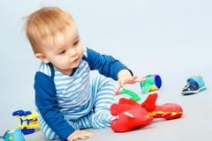 μωρό όμορφο λίγα Στοκ φωτογραφίες με δικαίωμα ελεύθερης χρήσης