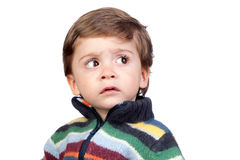 μωρό όμορφο Στοκ εικόνες με δικαίωμα ελεύθερης χρήσης