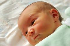μωρό όμορφο στοκ εικόνα