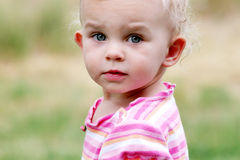 μωρό όμορφο Στοκ Φωτογραφίες