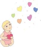 Μωρό. Στοκ Εικόνες