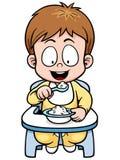 Μωρό απεικόνιση αποθεμάτων