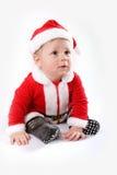 μωρό Claus λίγο santa Στοκ Εικόνες