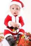 μωρό Claus λίγο santa Στοκ εικόνα με δικαίωμα ελεύθερης χρήσης