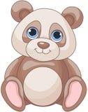 Μωρό Panda ελεύθερη απεικόνιση δικαιώματος
