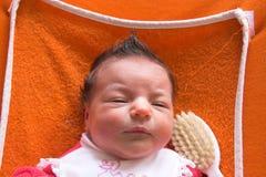Μωρό Punky Στοκ Φωτογραφίες