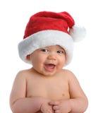 Μωρό Santa Στοκ φωτογραφία με δικαίωμα ελεύθερης χρήσης