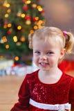 Μωρό Santa στοκ εικόνες