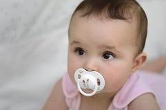 μωρό soother Στοκ φωτογραφίες με δικαίωμα ελεύθερης χρήσης