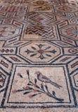 Μωσαϊκά μέσα Basilica Di Aquileia Στοκ φωτογραφία με δικαίωμα ελεύθερης χρήσης