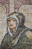 μωσαϊκό έργου τέχνης Στοκ φωτογραφία με δικαίωμα ελεύθερης χρήσης