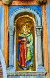 Μωσαϊκό Αγίου Vitus Άγιος Mark& x27 εκκλησία Βενετία Ιταλία του s Στοκ εικόνες με δικαίωμα ελεύθερης χρήσης