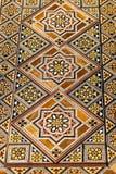 Μωσαϊκό από την εκκλησία Kayanos Στοκ Φωτογραφία