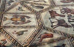 μωσαϊκό Ρωμαίος Στοκ Εικόνες
