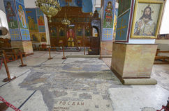 Μωσαϊκό, Madaba, Ιορδανία Στοκ Εικόνες