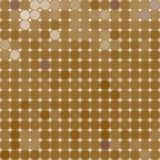 Μωσαϊκό SandBricks από τους πολύχρωμους κύκλους Στοκ φωτογραφία με δικαίωμα ελεύθερης χρήσης