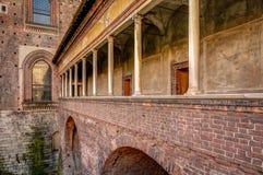 Μωσαϊκό Sforza Στοκ φωτογραφίες με δικαίωμα ελεύθερης χρήσης