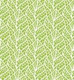 Μωσαϊκών άνευ ραφής σχέδιο φύλλων κεραμιδιών διακοσμητικό Συνεχές υπόβαθρο φύλλων να είστε μπορεί διαφορετική floral σύσταση σκοπ Στοκ Εικόνες