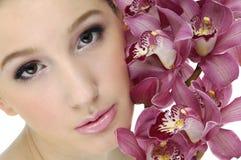 μόδα ομορφιάς στοκ εικόνες με δικαίωμα ελεύθερης χρήσης