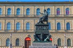 Μόναχο ο ανώτατος Joseph Platz Στοκ Φωτογραφίες