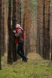 μόνες νεολαίες γυναικών Στοκ εικόνες με δικαίωμα ελεύθερης χρήσης