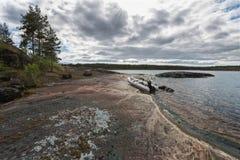 Μόνη βόρεια ομορφιά Στοκ εικόνα με δικαίωμα ελεύθερης χρήσης