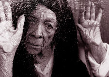 μόνη γυναίκα στοκ φωτογραφίες με δικαίωμα ελεύθερης χρήσης