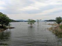μόνη λίμνη στοκ εικόνες με δικαίωμα ελεύθερης χρήσης