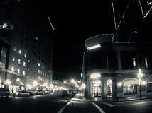 μόνη νύχτα Στοκ Εικόνα