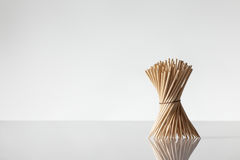 Μόνιμα ραβδιά κοκτέιλ Στοκ εικόνα με δικαίωμα ελεύθερης χρήσης