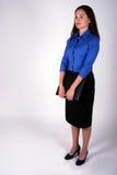 μόνιμη γυναίκα Στοκ εικόνα με δικαίωμα ελεύθερης χρήσης