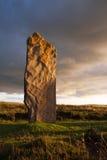μόνιμη πέτρα Στοκ Φωτογραφίες