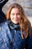 μόνιμοι κλαδίσκοι κάτω από & Στοκ Εικόνα