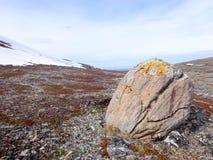 μόνος βράχος Στοκ Εικόνα