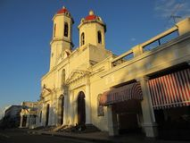 Μόνος καθεδρικός ναός στοκ φωτογραφίες