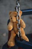 Μόνος teddy αντέχει Στοκ Εικόνα