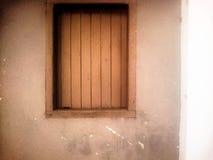 Μόνο ένα παλαιό παράθυρο Στοκ Εικόνες