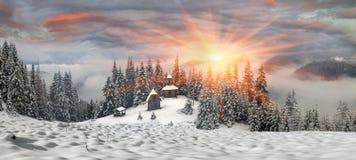 Μόνο μοναστήρι Στοκ εικόνα με δικαίωμα ελεύθερης χρήσης