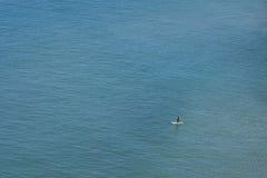 Μόνο στον ωκεανό Στοκ Εικόνες