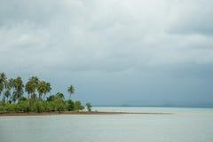 Μόνο Palm Beach Στοκ Φωτογραφίες