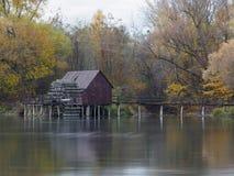Μόνο watermill Στοκ Εικόνες